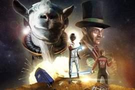 《模擬山羊:太空廢物》手機版 奇葩山羊飛向宇宙浩瀚無垠